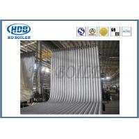 Wholesale Steel Boiler Water Wall Tubes For Recycling Water , Auto Submerged Welding from china suppliers
