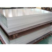 Wholesale 1.0mm 1.5mm 2mm 2.5mm Aluminum Alloy Sheet Industrial With PVC Film High Plasticity from china suppliers