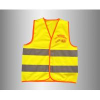 Wholesale OEM/ODM/Private Label Welcomed EN20471 3M Tape Children's Safety Vest, Hi Vi Vest from china suppliers