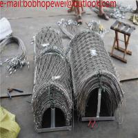 Wholesale stainless steel wire rope mesh,stainless steel wire rope netting/wire rope mesh For Stair CaseBalcony Railing Balustrade from china suppliers