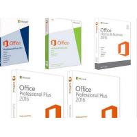 Wholesale Microsoft Office Product Key License Sticker , Office Professional 2013 Key License Sticker from china suppliers