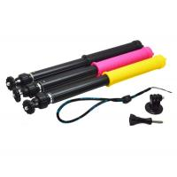 Buy cheap OEM / ODM Aluminum Alloy Selfie Stick Monopod Mount Bluetooth Remote from wholesalers