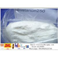 Wholesale Building Muscle Raw Steroid Powders Natural Testosterone Compounds Sustanon 250 from china suppliers