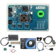 Wholesale Mercedes Benz AK500 Car Key Programmer Obd2 Key Programmer Can Bus Programming from china suppliers