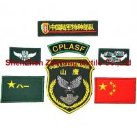 Wholesale New design hook and loop fastener army uniform woven epaulette from china suppliers