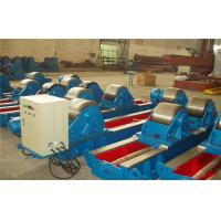 Wholesale 40 Ton Tank Turning Rolls Synchronous Rotation Roller VFD Control from china suppliers