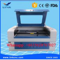 Wholesale CNC Laser Engraving Cutting Machines colse type with HIWIN square rail and belt from china suppliers