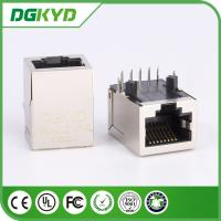 Wholesale Shielded Single Port RJ45 gigabit Ethernet Connector for industial Router from china suppliers