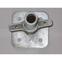 Wholesale Steel Adjustable Scaffold Screw Jack Base for Construction System from china suppliers