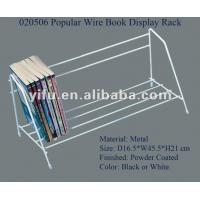 Wholesale Popular Wire Book Display Rack from china suppliers