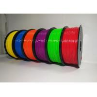 Wholesale 1.75mm 1KG ABS 3D Printer Filament Spool Master Filament With Good Elasticity from china suppliers