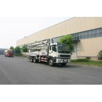 Wholesale Mobile 6x4 Concrete Pump TrucksHigh Efficient Delivery Equipment Small 37m from china suppliers