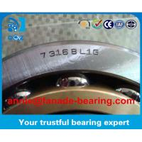 Wholesale Single row Japan NSK Angular Contact ball bearing 7316B Fast Delivery NTN 7316B angular contact ball bearing from china suppliers