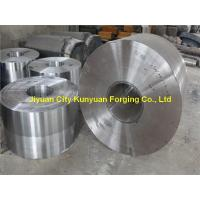 Wholesale Carbon Alloy Steel Die Casting Heavy Steel Disk Forging For Weapon Diameter 300 - 1600mm ISO 9001 - 2008 from china suppliers