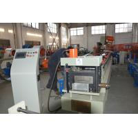 Wholesale 0.6-1.5mm Galvanized Aluminum Flooring Deck Cold Roll Forming Machine Width 508mm from china suppliers