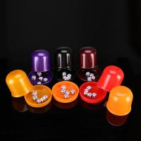 Wholesale Remote Control Round Plastic Cup For Casino Dice Gambling Cheat from china suppliers