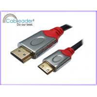 Wholesale 10.2 Gbps speeds super Thin Mini HDMI cables A Male To C Male 10.2 Gbps speeds from china suppliers
