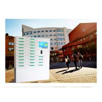 Wholesale 24 Box Cell Phone Charging Kiosk / Valet Charging Station For School University Library Vending Machine Kiosk from china suppliers