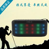 Wholesale Q8 MINI portable bluetooth speaker LED wirelss usb speaker with TF/USB fm from china suppliers