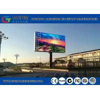 Buy cheap Outdoor P10 P8 Full Color Digital LED Billboard Signs LED Display Board For Commercial Advertising from wholesalers