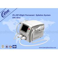 Wholesale Effective SHR Hair Removal Machine Multifunctional Strong Ipl Beauty Equipment from china suppliers