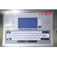 Wholesale LY-280P inkjet printer/cable marking machine/stainless steel material/silver from china suppliers