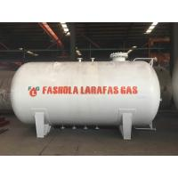 Wholesale 20m3 LP Gas Storage Tanks , 10 Ton 20000 Liter LPG Gas Tank For Transport from china suppliers