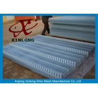 Wholesale High quality hot dipped galvanized 3D curved wire mesh fence from china suppliers