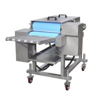 Wholesale Stainless Steel Meat Tenderizer Machine / Professional Meat Flattener Machine from china suppliers