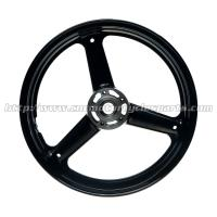Wholesale High Precise Custom Motorcycle Rims Wheels With Aluminum Hubs from china suppliers