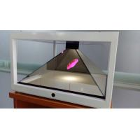 Wholesale 4 Sides View 360 Degree 3D Hologram Display Box / High Resolution Holographic Projector from china suppliers