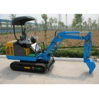 Quality 10.9RPM Swing Speed Heavy Equipment Excavator With 20 Mpa Working Pressure for sale