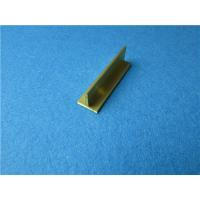 Wholesale C3850 Copper Alloy Flat Bar Store C3800 Copper T Slot Framing from china suppliers