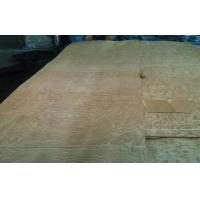Wholesale Yellow Ash Wood Veneers For Cabinets , Natural Wood Veneer Panels from china suppliers