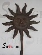 cast iron garden ornament
