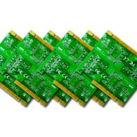 Buy cheap Printed Circuit Board 4 Layer PCB Manufacturing Electronic Circuit Board from wholesalers