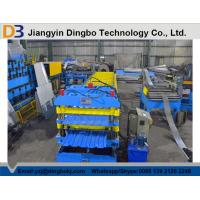 Wholesale 5.5kw 380V 50Hz Roof Steel Tile Forming Machine with Hydraulic Control System from china suppliers