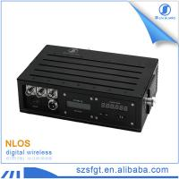 Buy cheap cofdm 2.4ghz wireless digital audio transmitter receiver from wholesalers