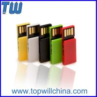 Wholesale Mini Paper Clip Thumb Drive 4GB 8GB Storage to Fit for Your Daily Need from china suppliers