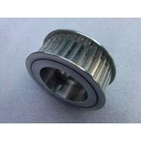 Wholesale Ecru anodized  Aluminium Gear Hobbing Services , Worm Gear Hobbing  OEM ODM from china suppliers