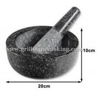 Wholesale Stone garlic & herb & spice mortars & pestles grinder from china suppliers