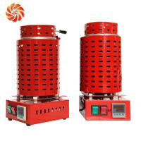 Buy cheap Power 1.5KW JC Crucibles for melting gold portable melting oven from wholesalers