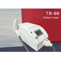 Buy cheap Professional Q Switch Nd Yag Laser Tattoo Removal Machine For Salon / Clinic from wholesalers
