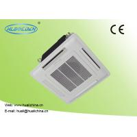 China High Wall Installation Ceiling Cassette Fan Coil Unit Commercial Use With Chilled Water on sale