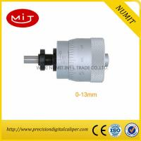 Wholesale 0-13mm Large Diameter Precision Digital Outside Micrometer Head Measuring Tool from china suppliers