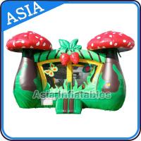 Wholesale Inflatable Strawberry Bouncer And Slide Combo Games For Children from china suppliers