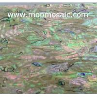 Buy cheap New zealand yellow paua shell paper from wholesalers