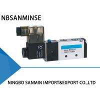 Wholesale Internal Pilot 5 / 3 5 / 2 Pneumatic Valve 220VAC 24VDC SHAKO Type BM Series from china suppliers