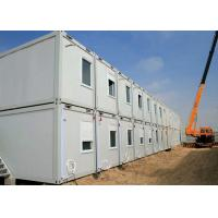 Wholesale Modern 20 Foot Container House With Eps Sandwich Panel Door Living Homes from china suppliers