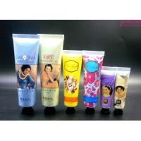 Wholesale Plastic hand cream tube with octagonal cap from china suppliers